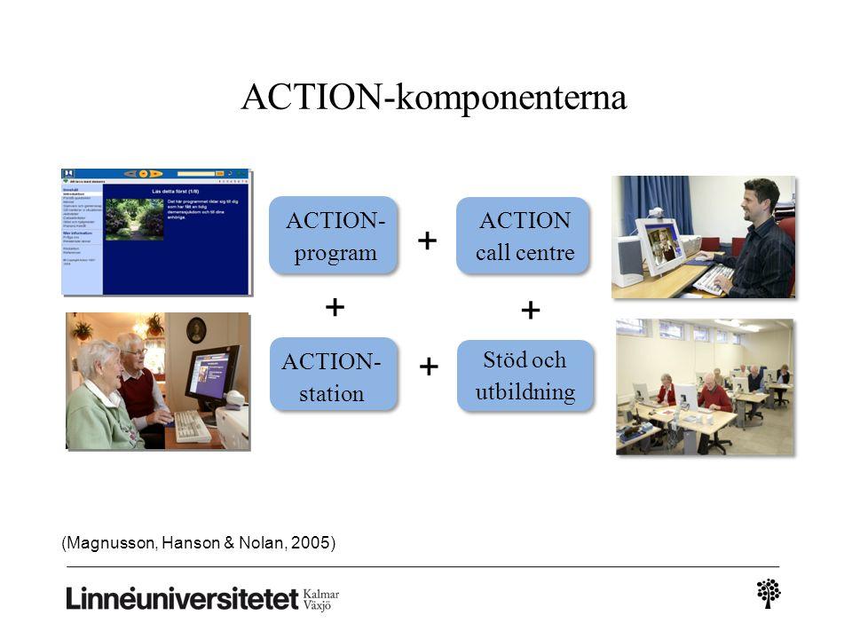 ACTION-komponenterna