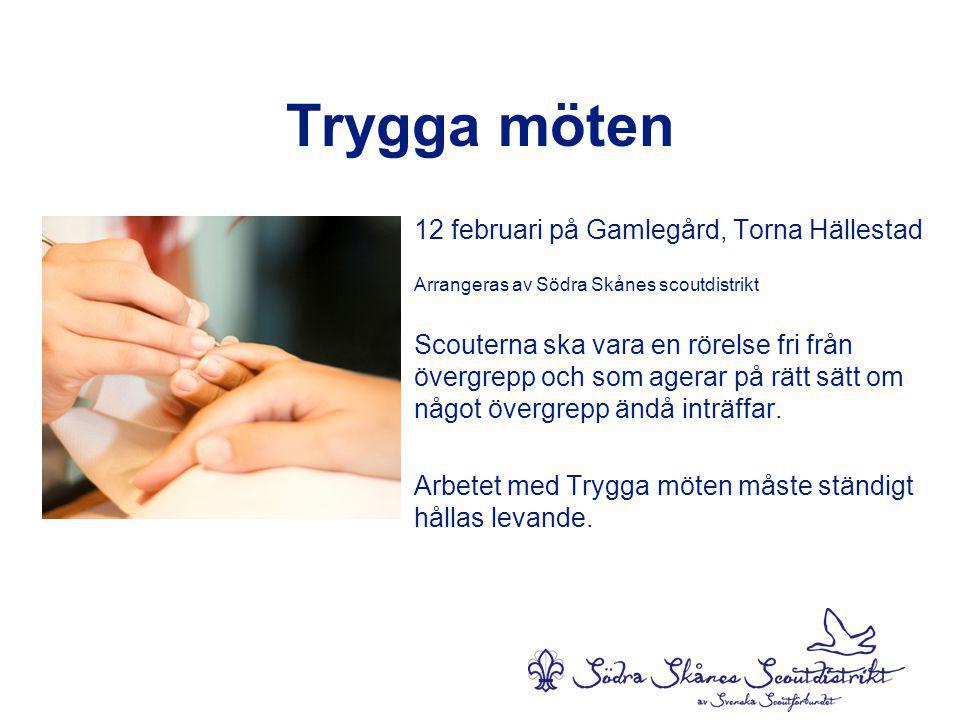 Trygga möten 12 februari på Gamlegård, Torna Hällestad