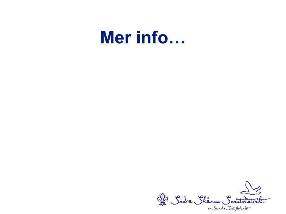 Mer info…
