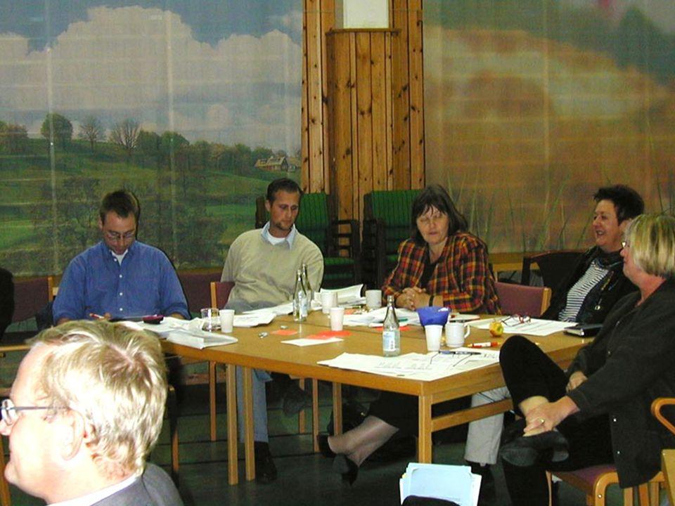 September 12/9-01 Anders Åkesson, Carl Sonesson, Ing-Mari Nilsson Axelsson, Ingrid Lennerwald, Ewa Pihl Krabbe, Douglas Roth.