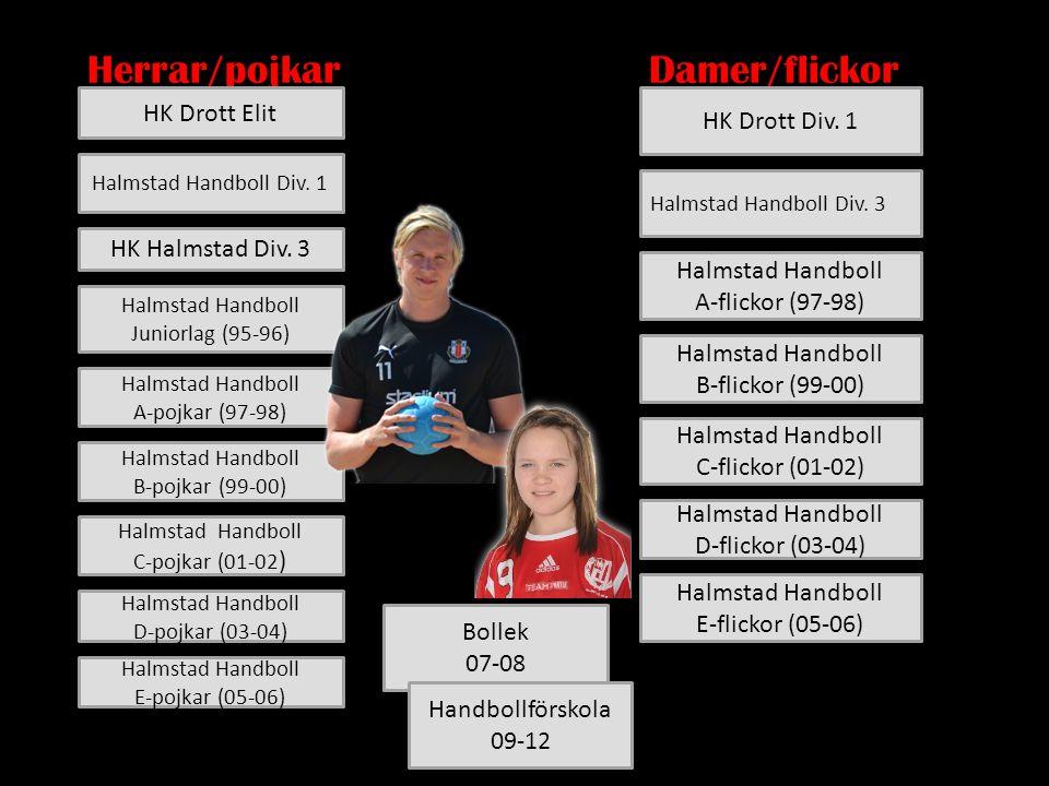 Halmstad Handboll Juniorlag (95-96)