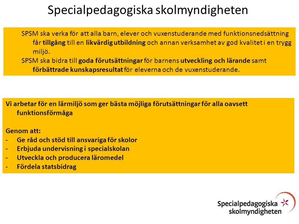 Specialpedagogiska skolmyndigheten