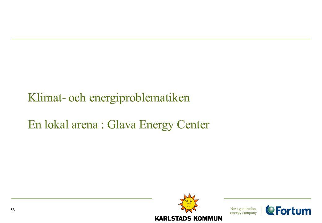 Klimat- och energiproblematiken