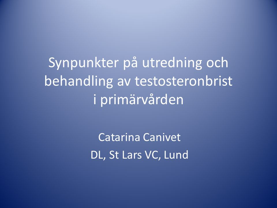Catarina Canivet DL, St Lars VC, Lund