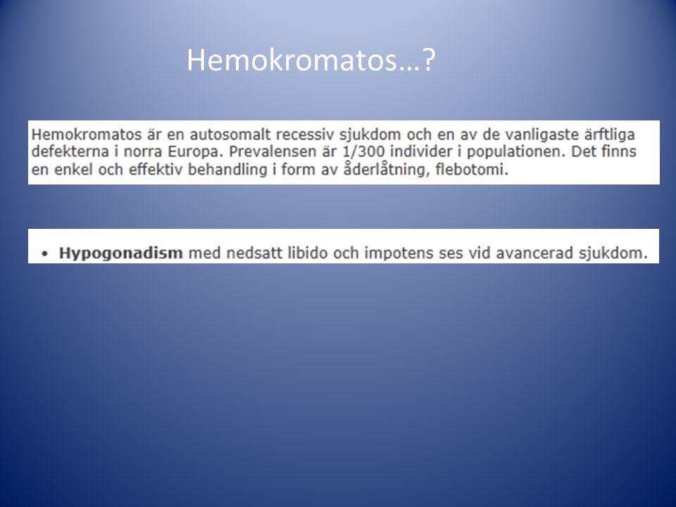 Hemokromatos…