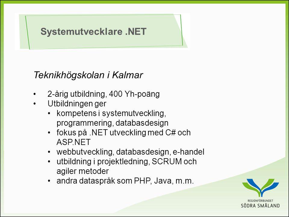 Teknikhögskolan i Kalmar