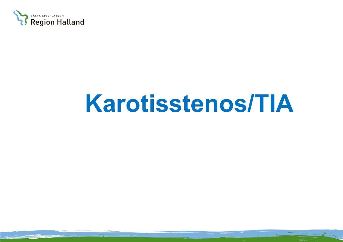 Karotisstenos/TIA