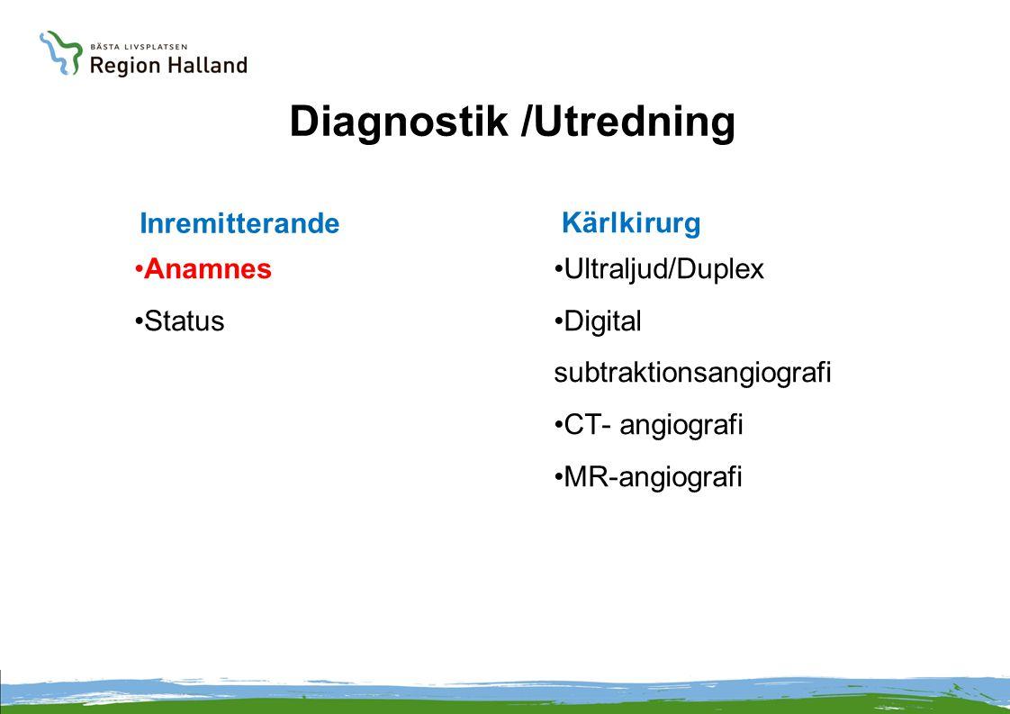 Diagnostik /Utredning