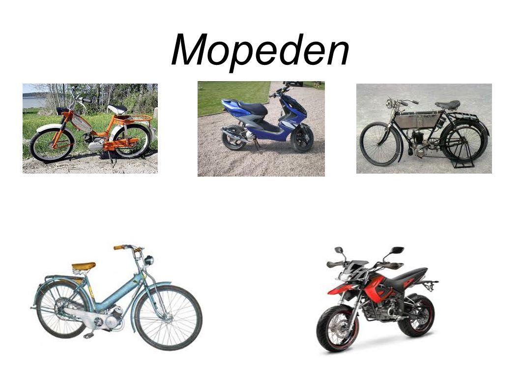 Mopeden