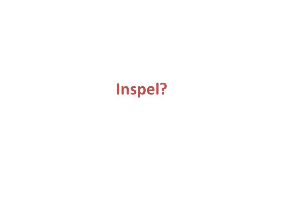 Inspel