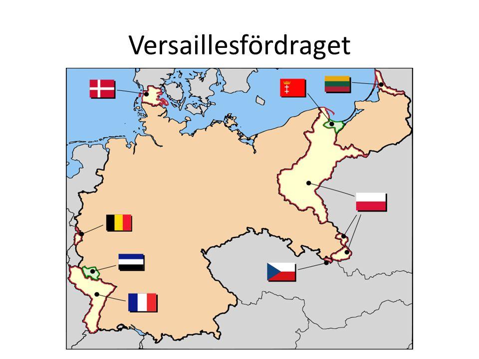 Versaillesfördraget