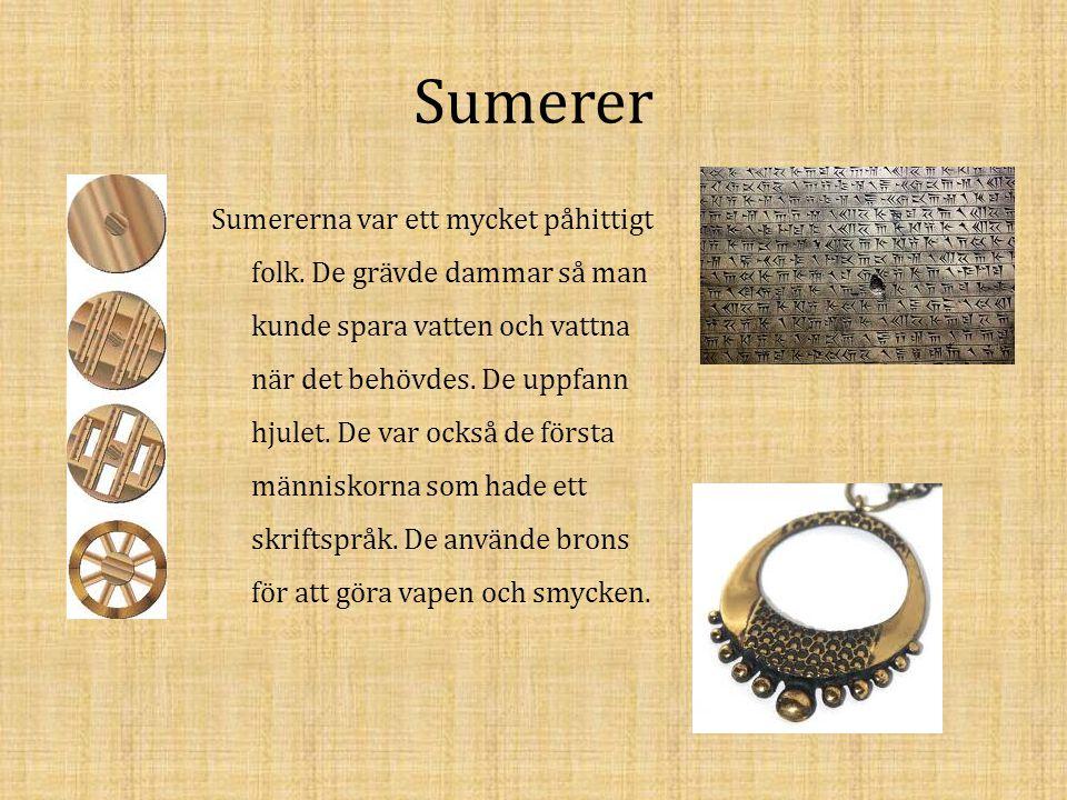 Sumerer