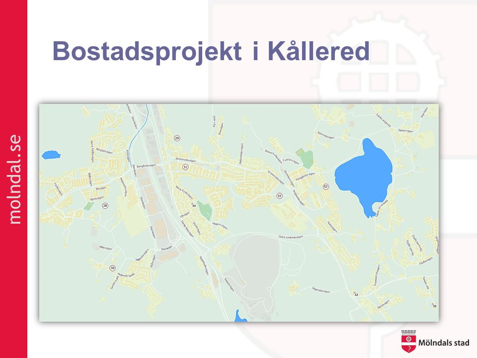Bostadsprojekt i Kållered