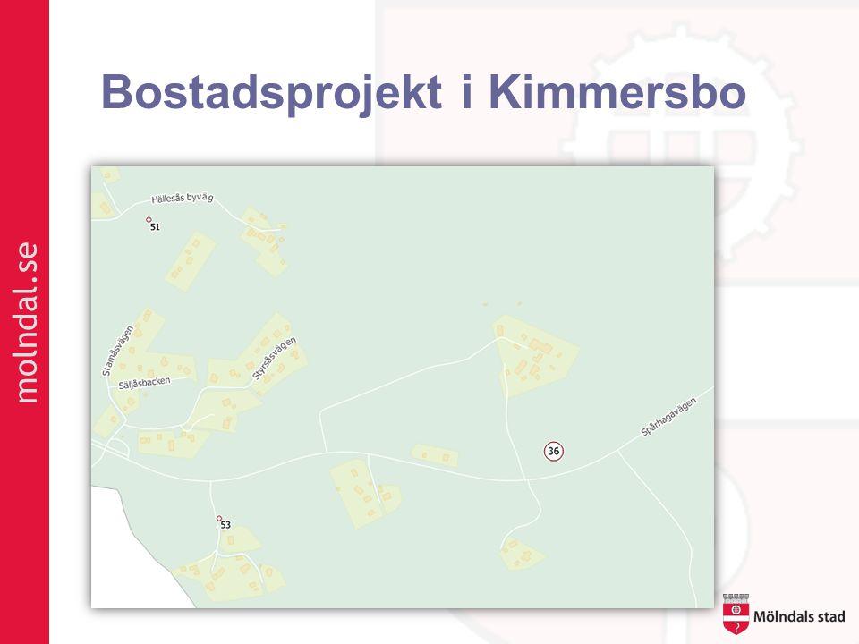 Bostadsprojekt i Kimmersbo