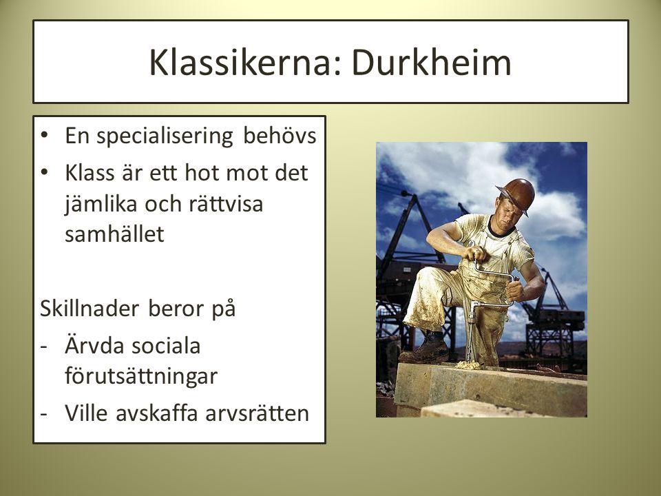 Klassikerna: Durkheim