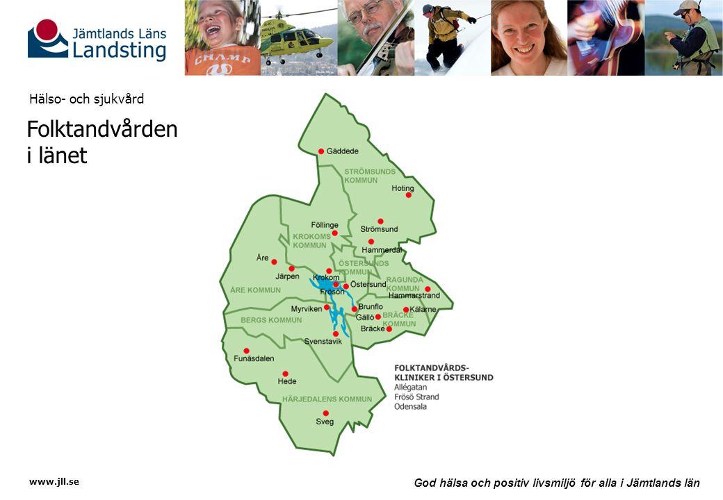 Folktandvården i länet
