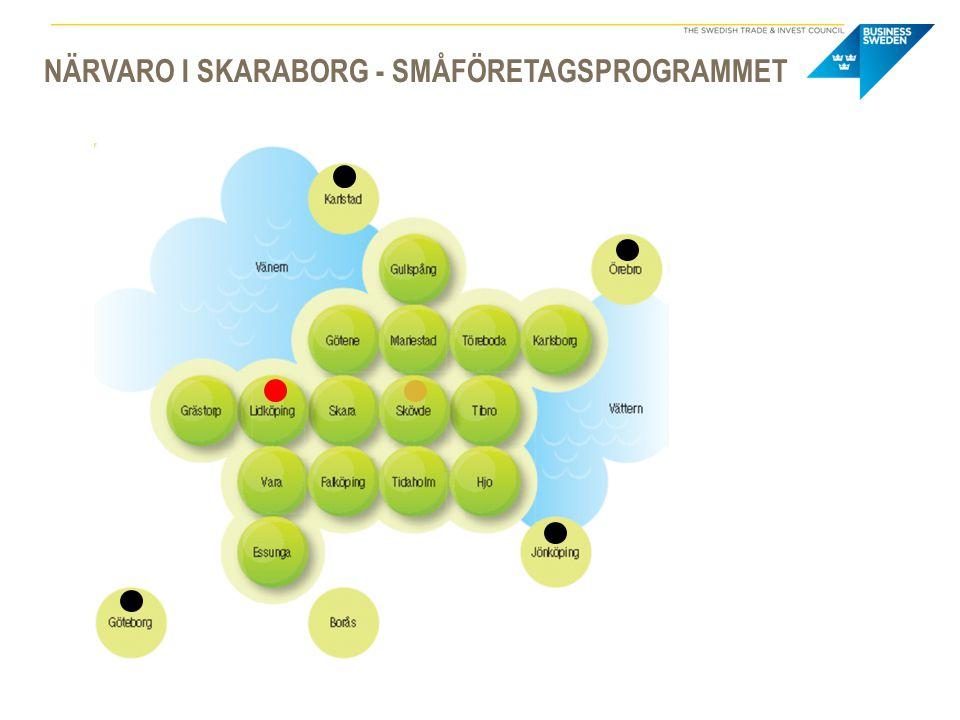 Närvaro i skaraborg - Småföretagsprogrammet