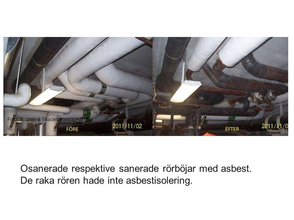 Foto: Industri & Skadesanering AB