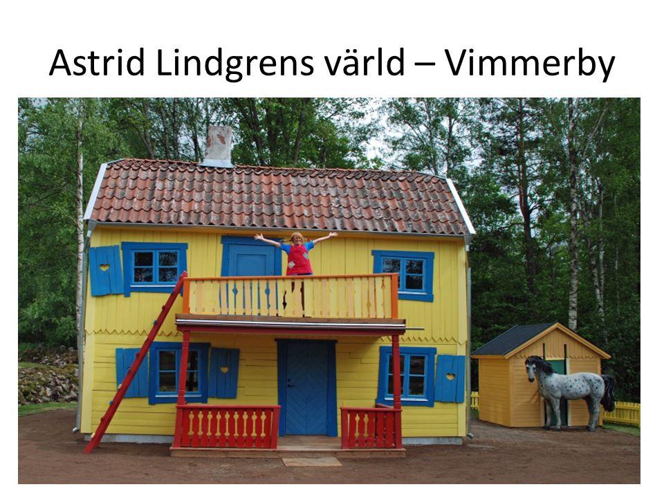 Astrid Lindgrens värld – Vimmerby