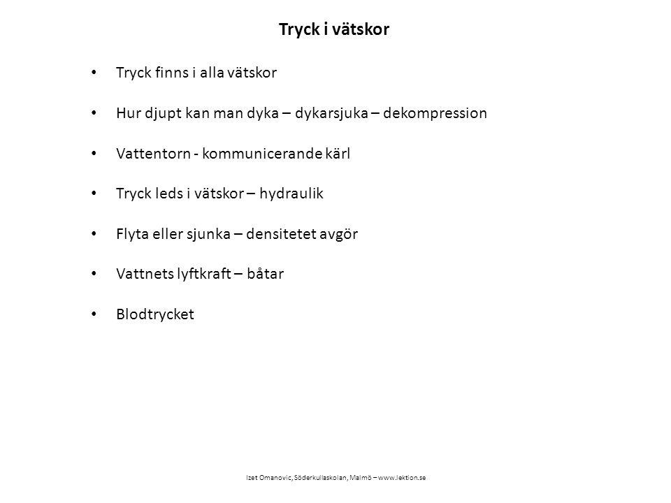 Izet Omanovic, Söderkullaskolan, Malmö – www.lektion.se