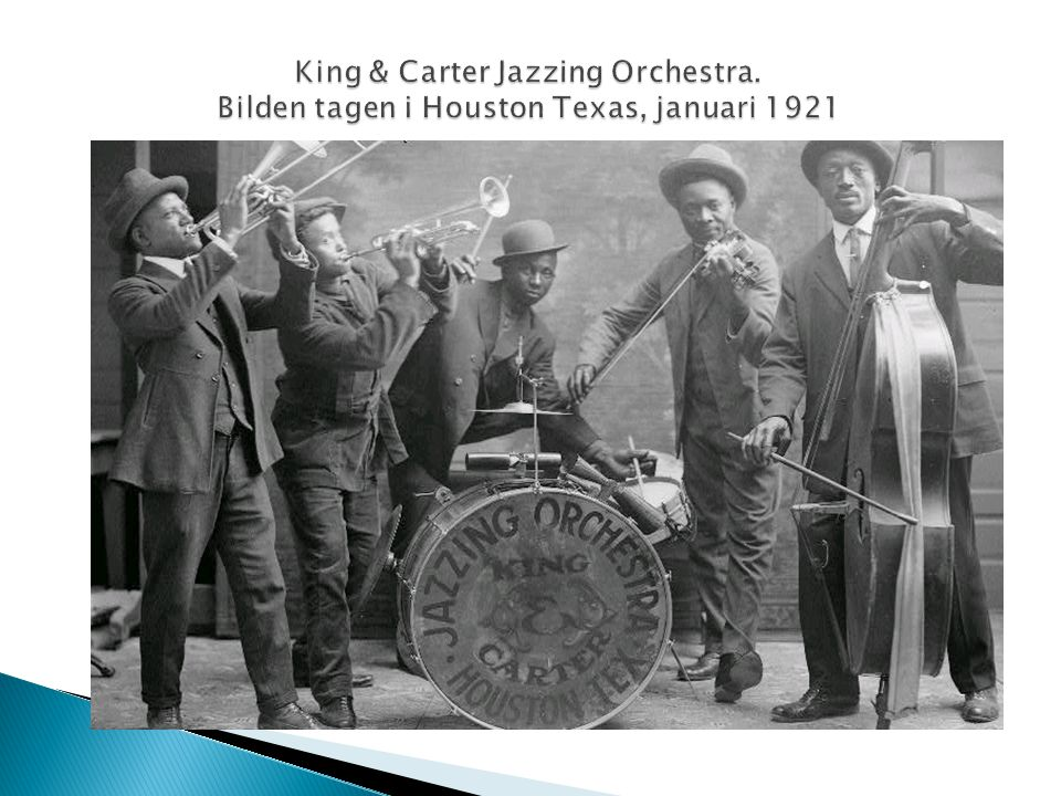 King & Carter Jazzing Orchestra