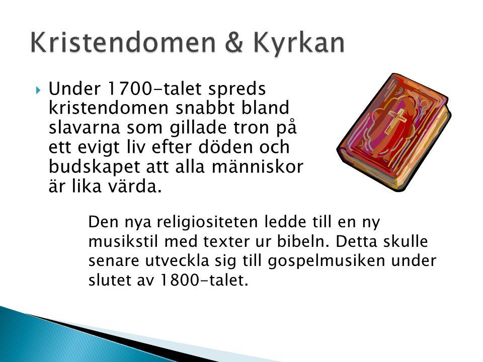 Kristendomen & Kyrkan