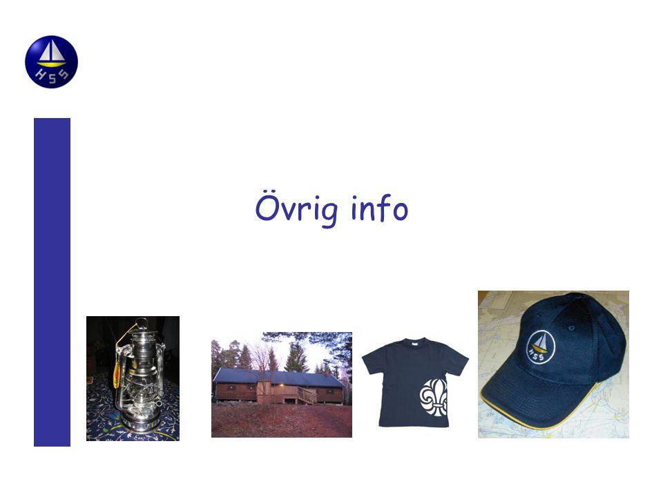 Övrig info