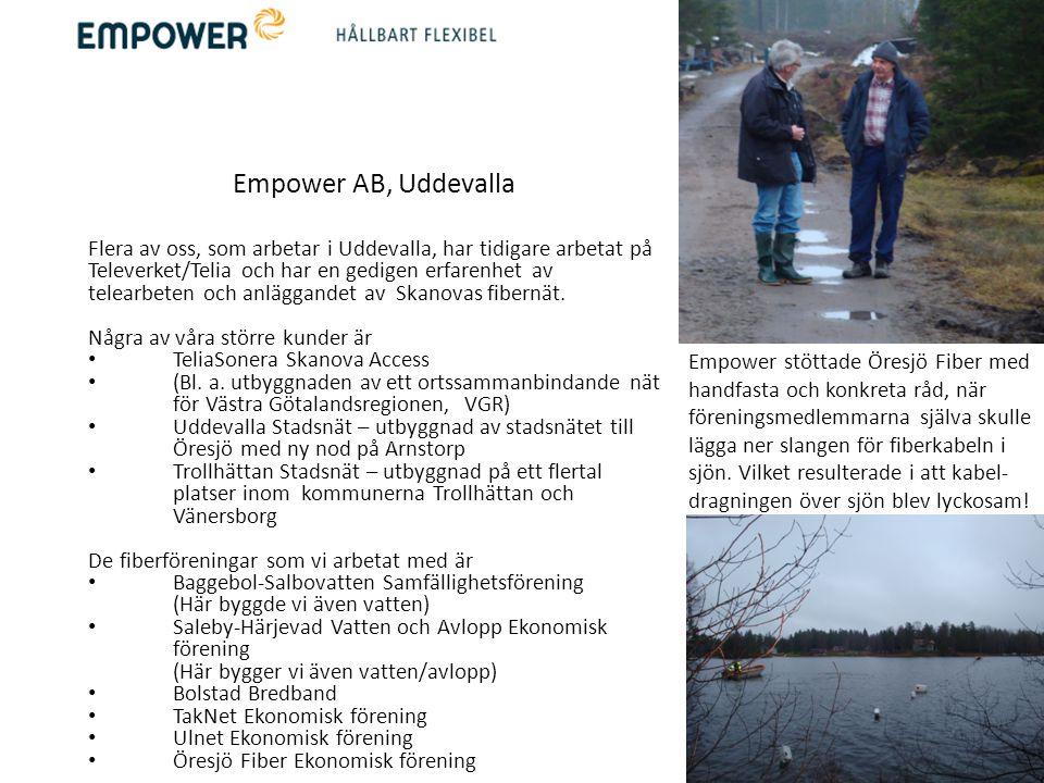 Empower AB, Uddevalla