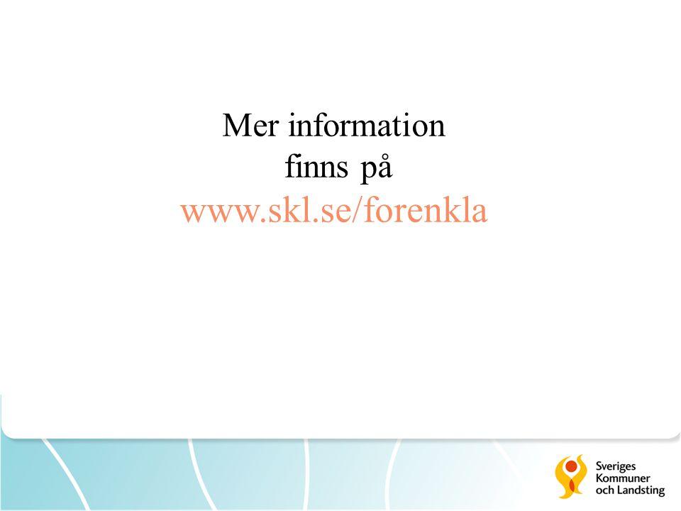 finns på www.skl.se/forenkla