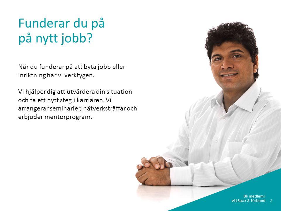 Funderar du på på nytt jobb