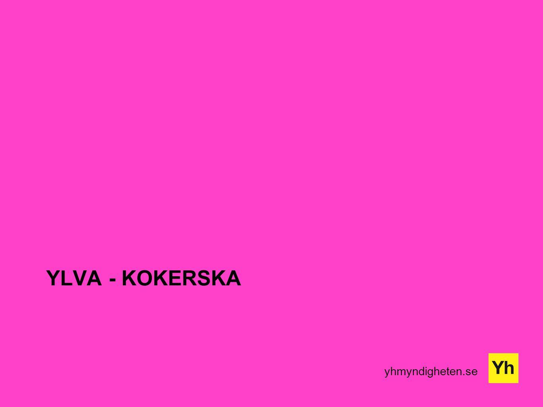 YLVA - kokerska