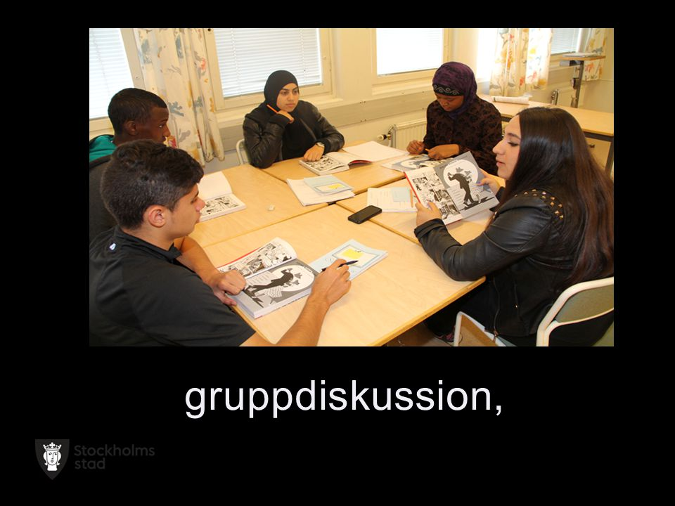 gruppdiskussion, 2017-04-02