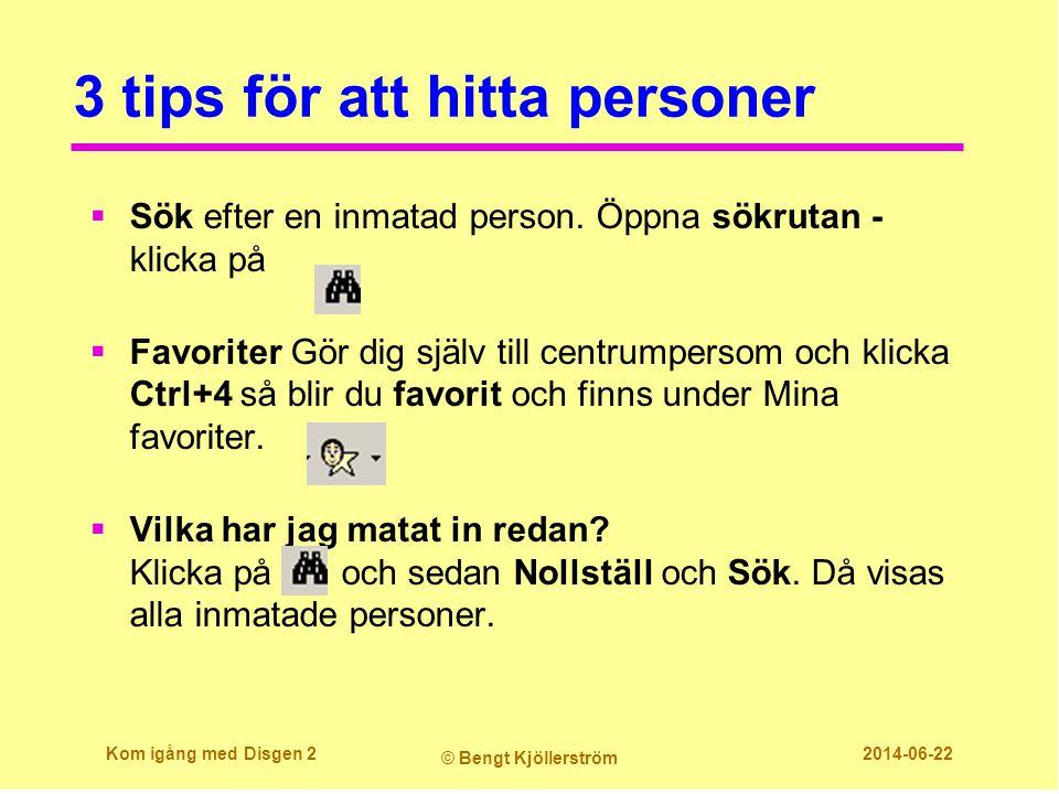 3 tips för att hitta personer