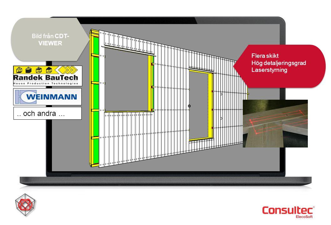 Bild från CDT-VIEWER .. och andra ... Bild från CDT-VIEWER Flera skikt