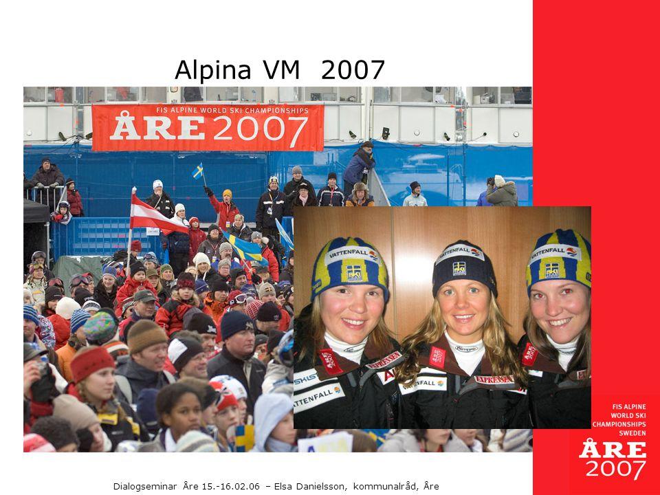 Alpina VM 2007