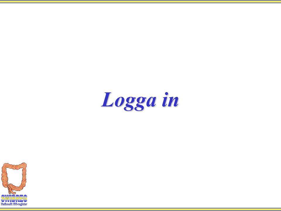 Logga in