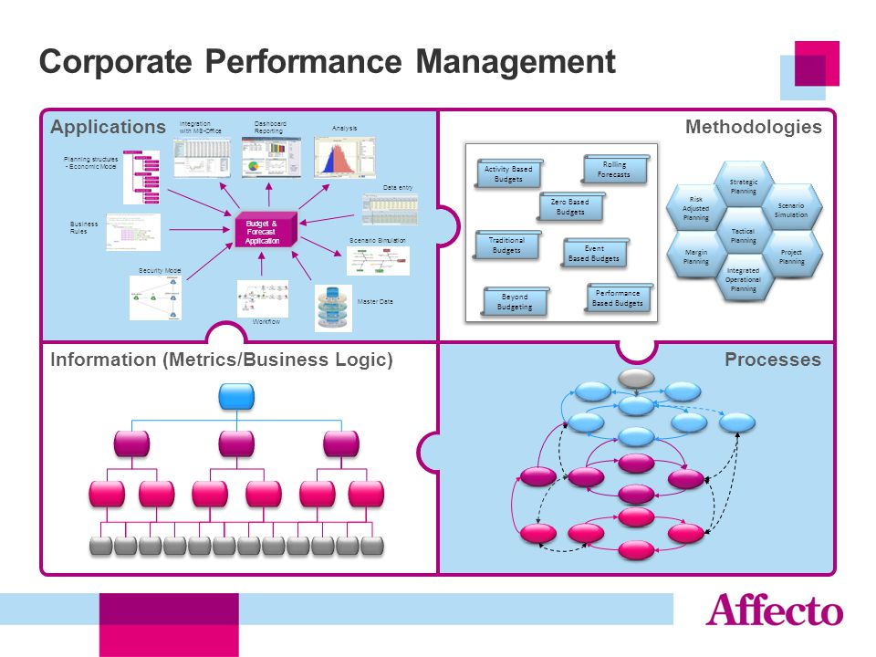 Corporate Performance Management - Processes