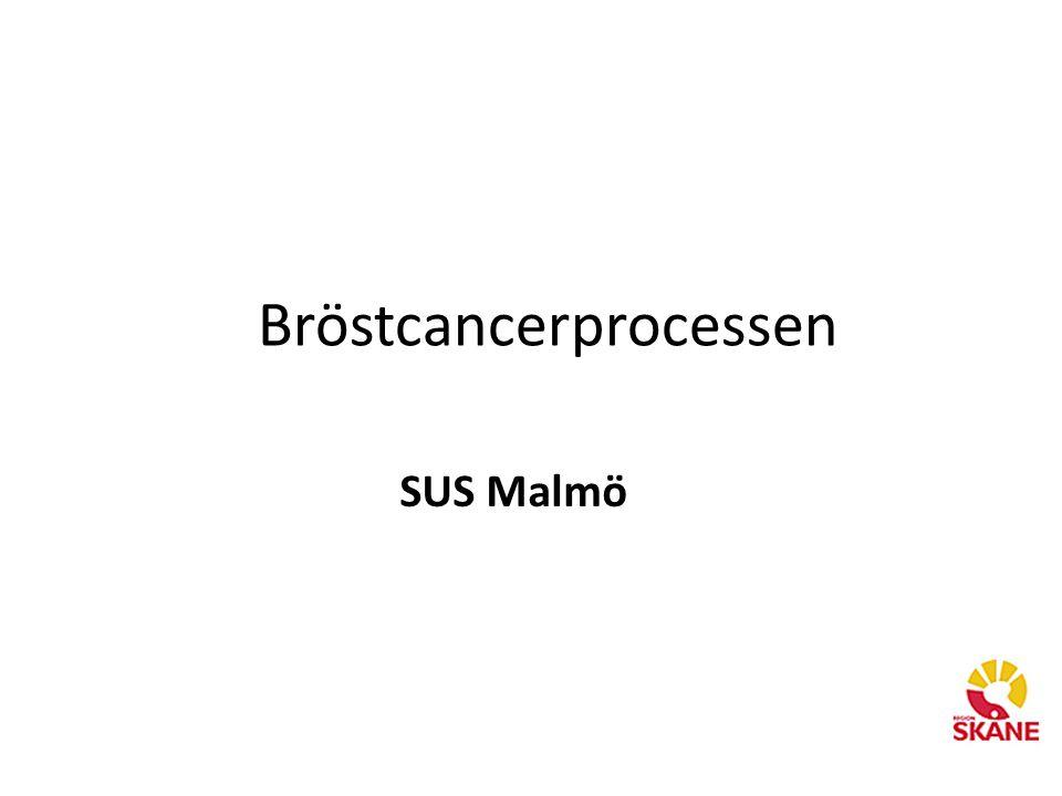 Bröstcancerprocessen