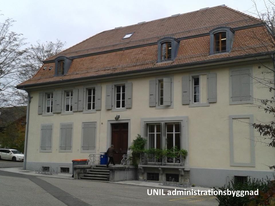 UNIL administrationsbyggnad