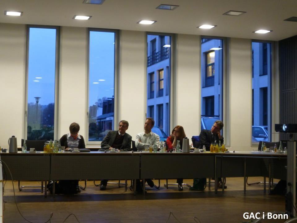 GAC i Bonn