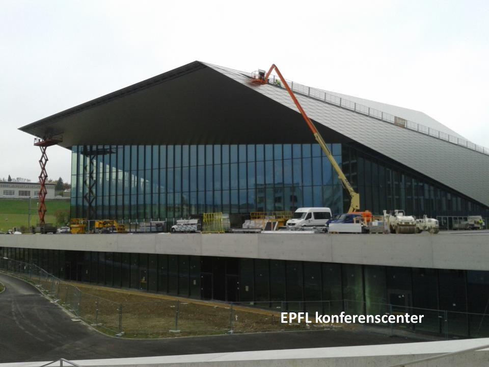 EPFL konferenscenter