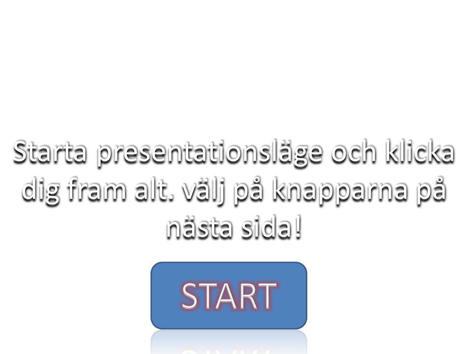 Starta presentationsläge och klicka dig fram alt