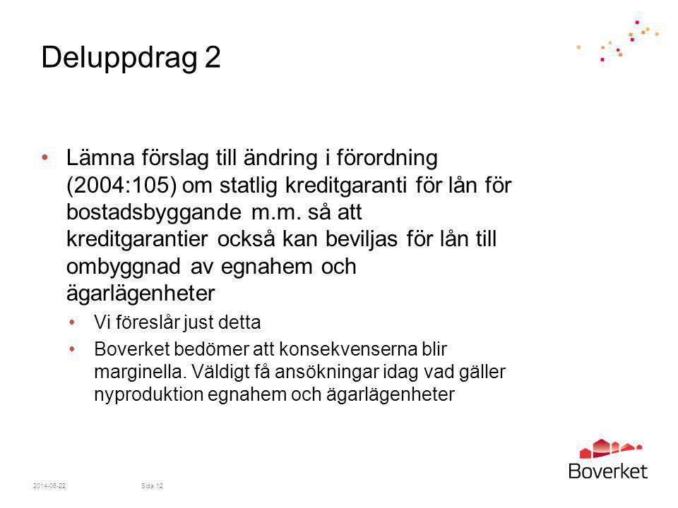Deluppdrag 2