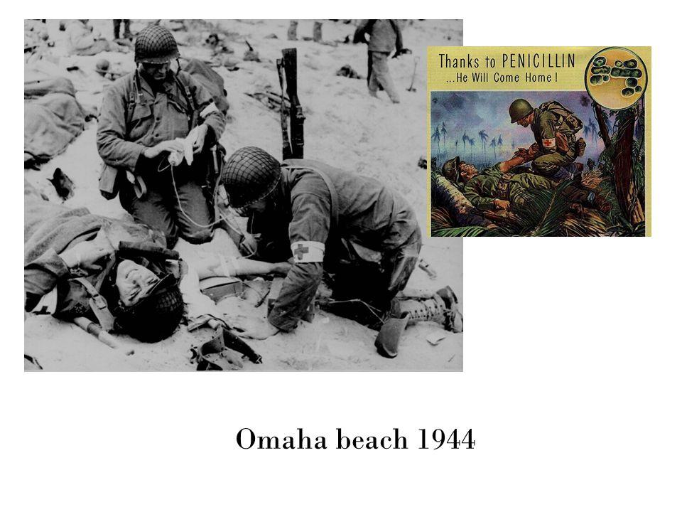 Omaha beach 1944