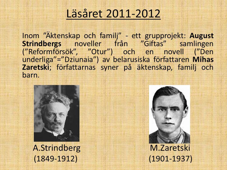 Läsåret 2011-2012