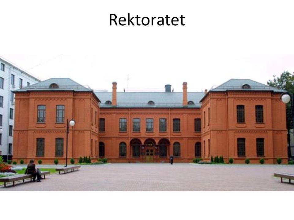 Rektoratet