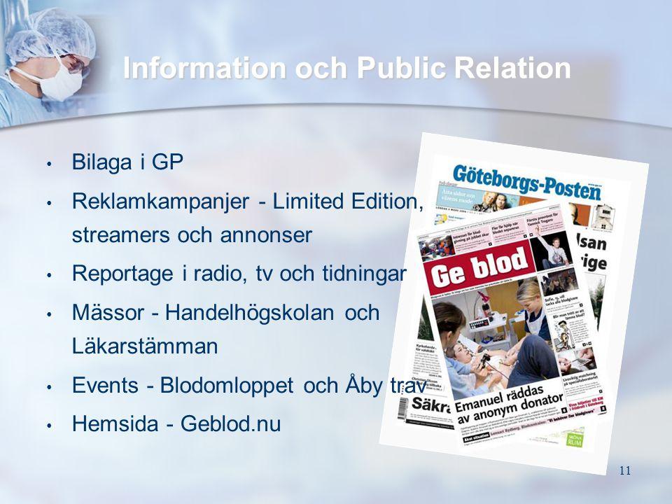 Information och Public Relation
