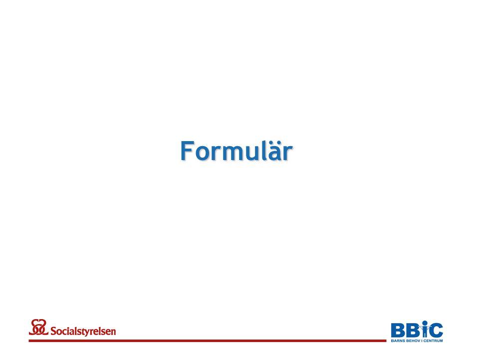Formulär