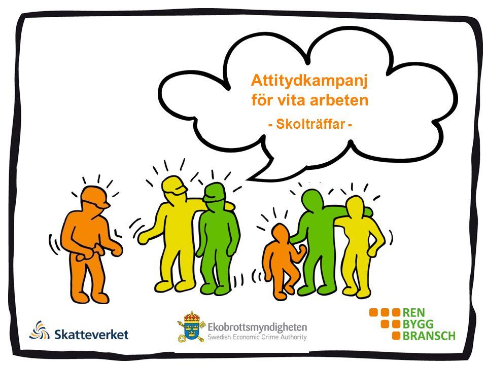 Attitydkampanj för vita arbeten