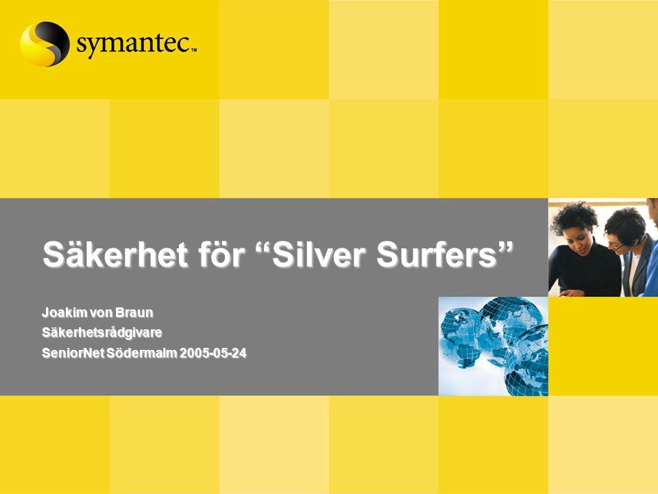Säkerhet för Silver Surfers